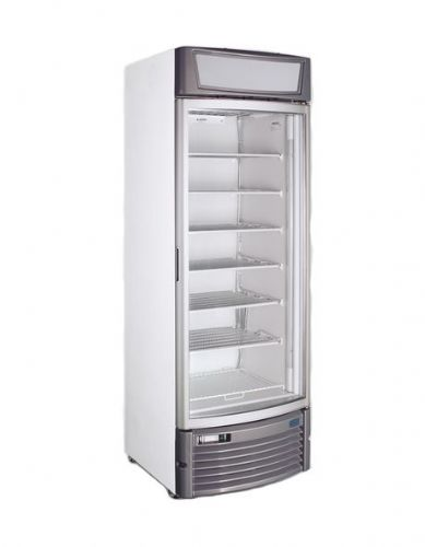 Crystal Glass Door Freezer Display GDS400CV